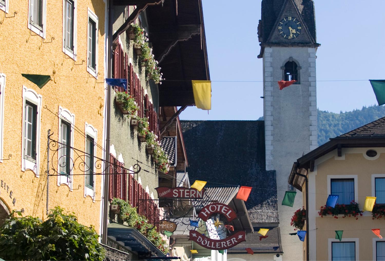 Bischofshofen: Flirt mit Heimo Pfeifenberger wird heier